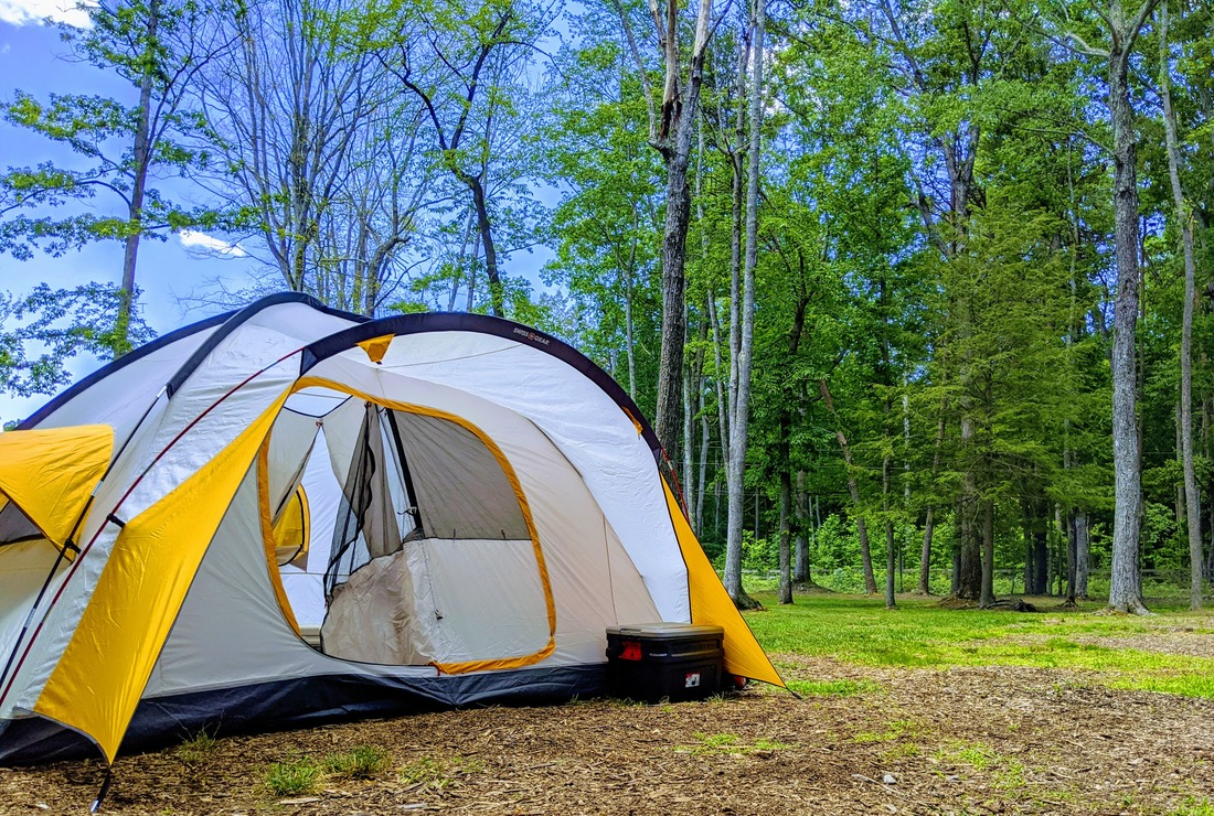 Planning a Camping Trip With Kids